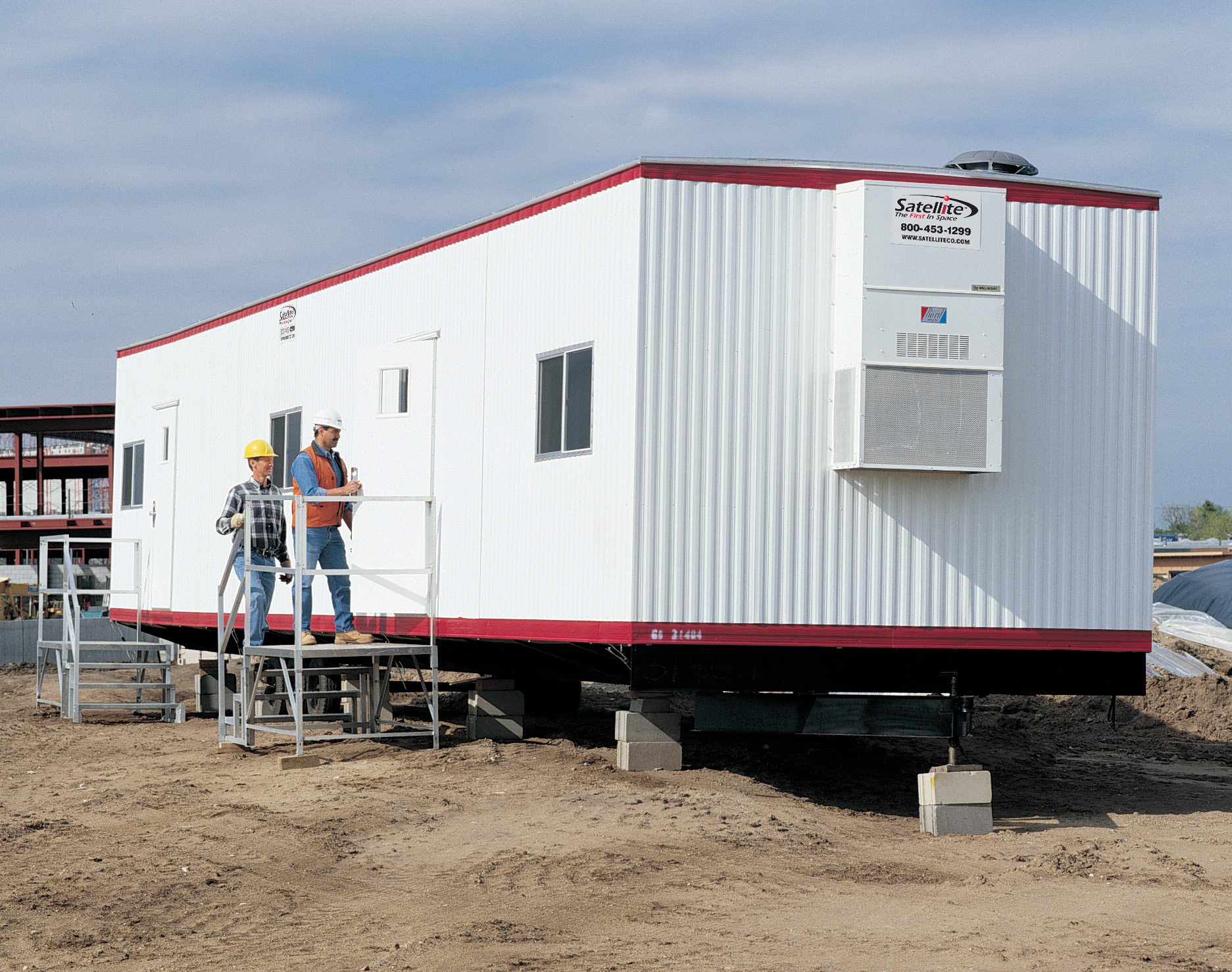 Mobile offices satellite shelters inc