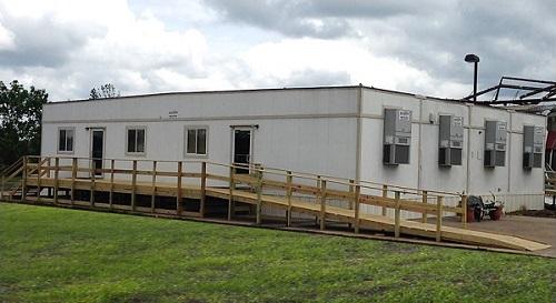 Temporary Modular Religious Congregation Building